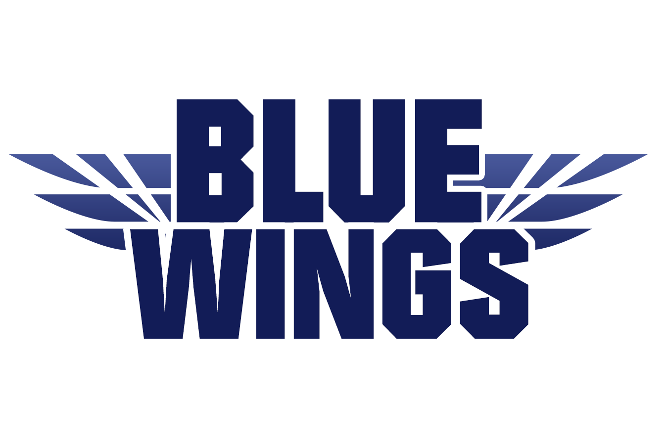 Blue Wings Cheerleaders